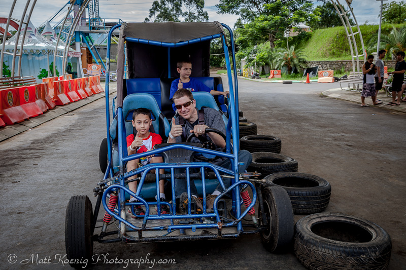 The Buggy at Kampung Gajah