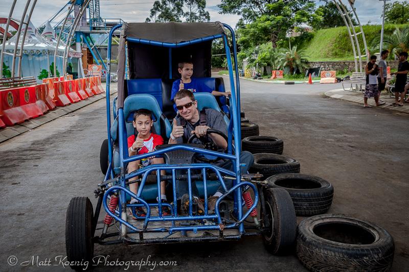 The Buggy at Kampung Gajah
